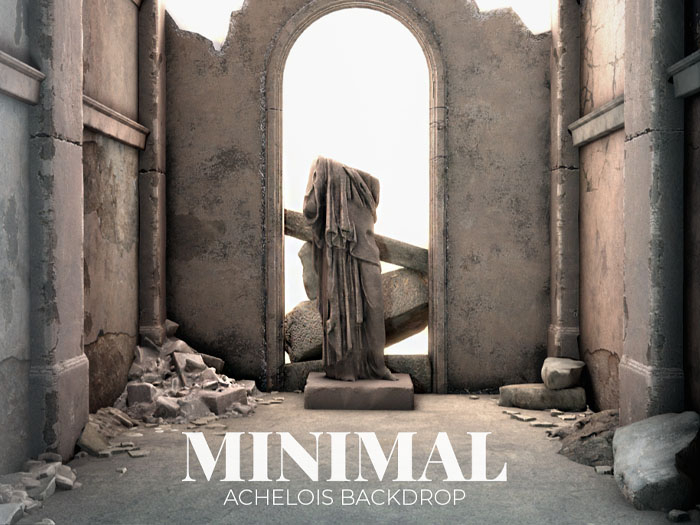 MINIMAL - Achelois Backdrop