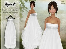 Kyoot - Pretty White Dress