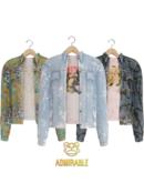 Admirable- Denim Jacket (FP)