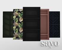 SAYO - Parsons Wall Panels - Full Pack