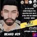 #TS# Beard #29 BOM - Lel Evo/Catwa HD Pro/AK/ Classic