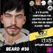#TS# Beard #30 BOM - Lel Evo/Catwa HD Pro/AK/ Classic