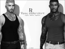 RAYRO - Rony undershirt - demo