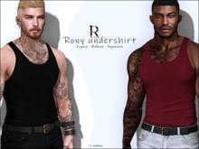 RAYRO - Rony undershirt