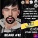 #TS# Beard #32 BOM - Lel Evo/Catwa HD Pro/AK/ Classic