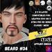 #TS# Beard #34 BOM - Lel Evo/Catwa HD Pro/AK/ Classic