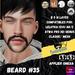 #TS# Beard #35 BOM - Lel Evo/Catwa HD Pro/AK/ Classic
