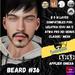 #TS# Beard #36 BOM - Lel Evo/Catwa HD Pro/AK/ Classic