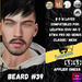 #TS# Beard #39 BOM - Lel Evo/Catwa HD Pro/AK/ Classic
