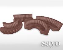 SAYO - Century Sofas - Modular Banquettes  - PG