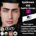 #TS#  Eyebrows #25 BOM - Lel Evo/Catwa HD Pro/ Classic