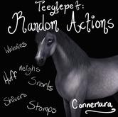 ~Mythril~ Teeglepet: Random Actions: Connemara