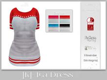 [K]- Lia dress with color hud