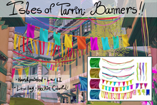 ~Mythril~ Isles of Tarrin Decor: Banners!