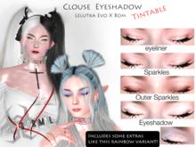 XS Primal Evo X Bom Clouse Eyeshadow Tintable