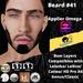 #TS# Beard #41 BOM - Lel Evo/Catwa HD Pro/AK/ Classic