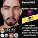 #TS# Beard #42 BOM - Lel Evo/Catwa HD Pro/AK/ Classic