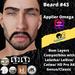 #TS# Beard #43 BOM - Lel Evo/Catwa HD Pro/AK/ Classic