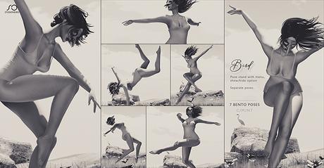 :studiOneiro: Bird BENTO set /poses/