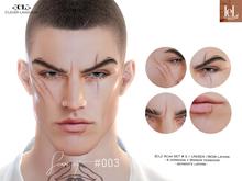 -[CL]- Eye Scar #003 (BOM) Lelutka Unisex