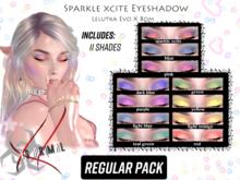 XS Primal Sparkle Xcite Eyeshadow Regular Pack