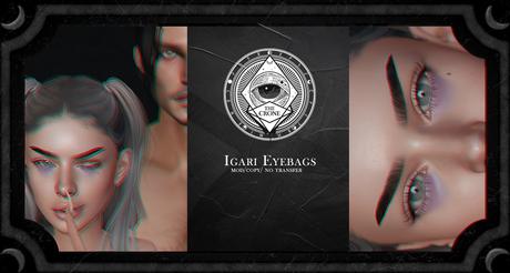the crone. igari eyebags {BOM}