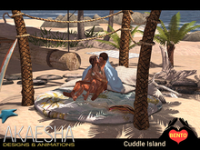 [50% OFF] Outdoor Cuddle Island, Snuggle under a blanket! Bento & Experience - Texture Change