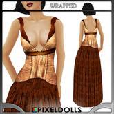 (PixelDolls) Bargain Bin ~ Wrapped . Gold
