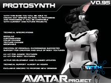 B.Tech Protogen / ProtoSynth Avatar