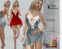 [Vips Creations] - DEMO - Original Mesh Dress - [Eliana]FITTED