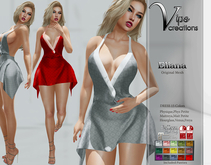 [Vips Creations] - Original Mesh Dress - [Eliana]FITTED