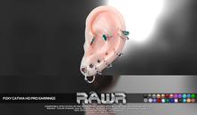 RAWR! Foxy Earrings Catwa HD Pro  (add me)