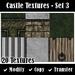 Castle Textures - Set 3