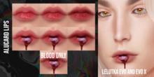 Gloom. - Alucard Lips - Fatpack