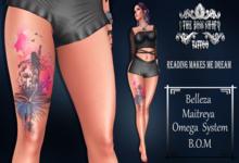 TSB ::: Tattoo Reading makes me dream