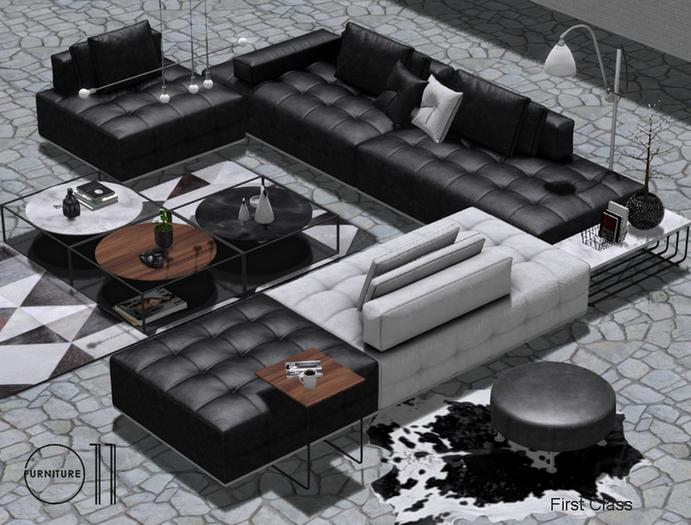 Living Room Cascade - PG - 170 animations
