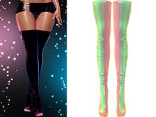 !PCP :: Brandi Boots [Holo Rainbow]