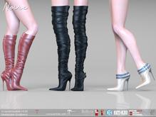 Remezzo Noire Boots Fat Pack