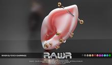 RAWR! River Earrings ELF  EvoX (add me)