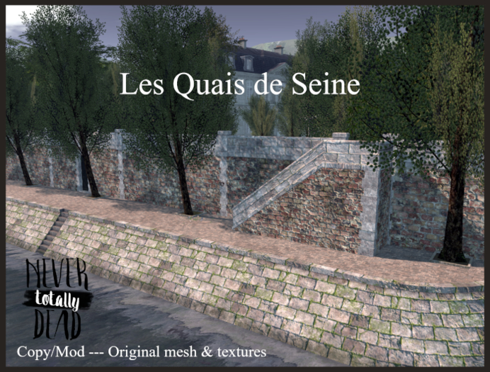 Les Quais de Seine