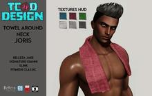 Towel Around Neck ~ Joris [Textures Hud]...