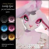 .:.H/D.:. Lovely Eye for [HP] rabbit head