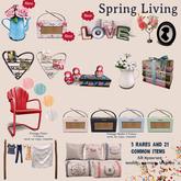 -tb- Spring Living - Love RARE