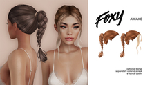 Foxy - Awake Hair (Grayscale)