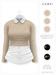 GAWK! .Brenda. Wool Sweater - Fawn   for Maitreya // Maitreya Petite