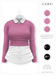 GAWK! .Brenda. Wool Sweater - Pink   for Maitreya // Maitreya Petite