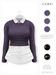 GAWK! .Brenda. Wool Sweater - Purple   for Maitreya // Maitreya Petite