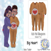 {SMK} Cub Pal Sleeper | Big Heart