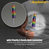 boyberry Rainbow Lolly