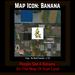 Map Icon - Banana [Moon Bunny Inc.]